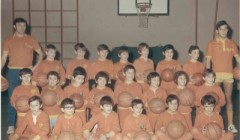 Giochi Minibasket 5-6 anni – fine  anno
