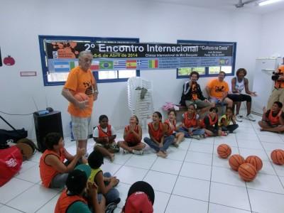 Minibasket in Brasile