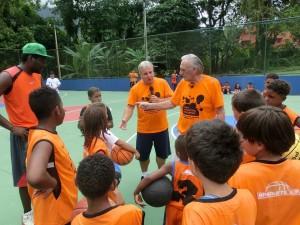 MONDONI Minibasket in Brasile