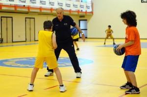 MONDONI dal minibasket al basket