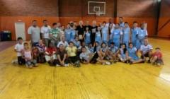 Seminario sul Minibasket in Colombia