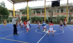 Giochi Minibasket 5-6 anni