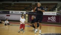 Gli esercizi e i giochi semplificati nel Minibasket