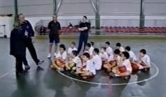 Minibasket – esercizi e giochi a 7-8 anni (inizio anno)