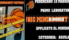 Music Minibasket – il video