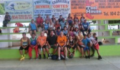 3 Clinic di minibasket in Messico