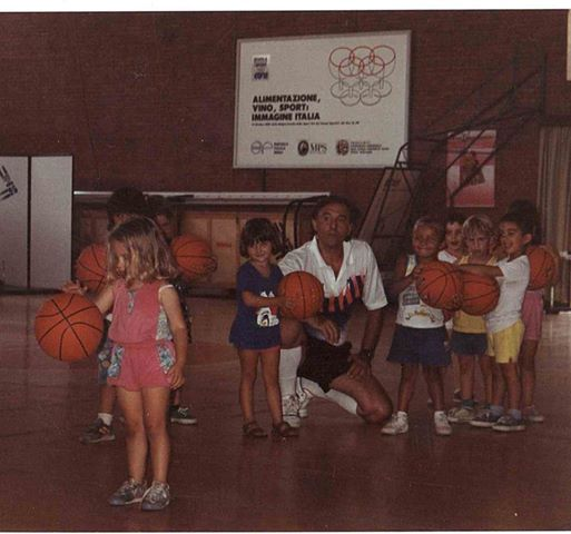 MONDONI - Giochi Minibasket 5-6 anni