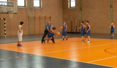 Esercizi e giochi Minibasket a 7-8 anni (metà anno)