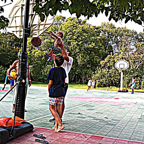 Minibasket e genitori