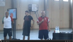 Video Clinic minibasket Mondoni ad Almassera (1/8)