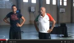 Video Clinic minibasket Mondoni ad Almassera (4/8)