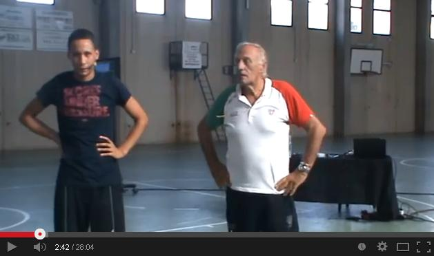 clinic minibasket mondoni video almassera 4