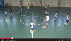 Video Clinic minibasket Mondoni ad Almassera (5/8)