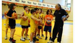 Del Minibasket al baloncesto