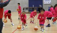 Mini-basket: 30 exercices pour le développement physique