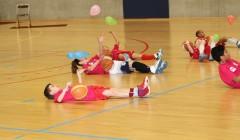 Esercizi e giochi Minibasket a 7-8 anni (fine anno)