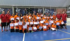 Camp e clinic di Minibasket in Mexico