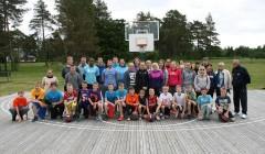 Il Clinic di Minibasket a Tuksi in Estonia 2015