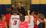 Giochiamo a minibasket a 9-10 anni (Pesaro)