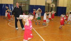 Esercizi minibasket 7-8 anni (Pesaro)