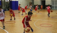 Joint mobility in Minibasket