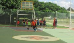 Camp e Clinic Minibasket in Mexico: I test nel minibasket
