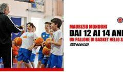 Un nuovo libro: dai 12 ai 14 anni un pallone di basket nello zaino.