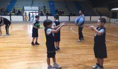 Exercices minibasket: Passer