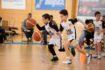 Exercices minibasket: dribbler, passer et tirer