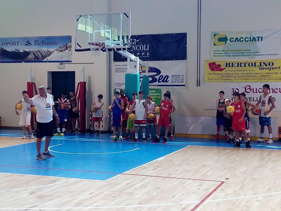 basketball skill Mondoni