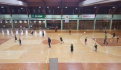 Minibasket Game-drills for motor and body pattern development
