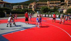 esercizi minibasket a 8-9-10 anni  – Camp Isola del Giglio 2018