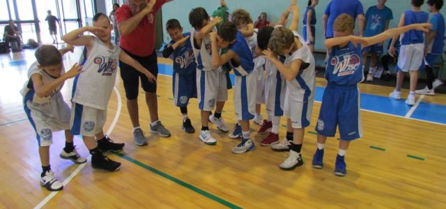 22 esercizi di tiro basket – Camp Sportilia 2018