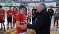 Allenamento Esordienti Minibasket 10-11 anni