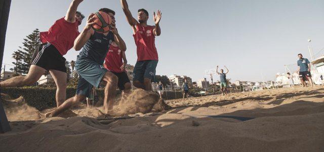 Sand Basket the summer game