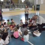 Mondoni esercizi minibasket 5- 6 anni