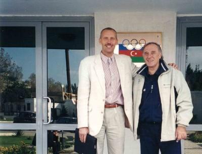 MONDONI- Arzebaijan con Rimas Kurtinaits