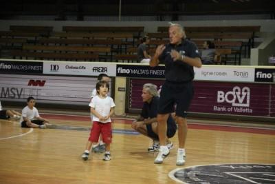 MONDONI Gli esercizi e i giochi semplificati nel Minibasket